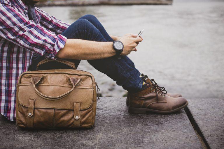 Мужские сумки 2020-2021