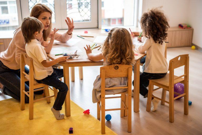 Как выбрать детский сад в Киеве – основные аспекты